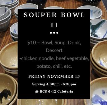 Souper Bowl 11