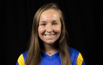 Viking Softball Player Goulet Selected As KMOX/SEMO Student of Achievement