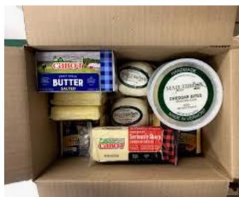 Food Boxes & Non-Perishable Food Bags