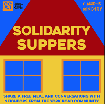 Solidarity Suppers