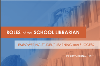State Library Updates Informational Brief on School Librarians and Student Success