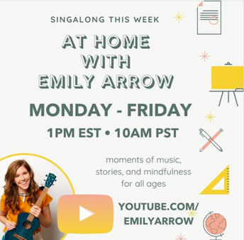 Sing Along with Emily Arrow