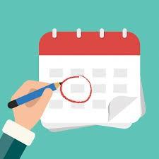 Calendar & Announcements