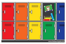 Elementary Locker/Desk Cleanout