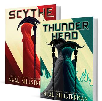Scythe,     Thunderhead
