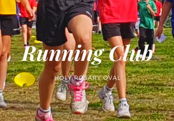 HOLY ROSARY RUNNING CLUB