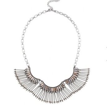 Twilight Fringe Necklace