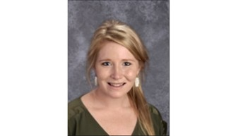 Kyla Williamson - December Teacher of the Month