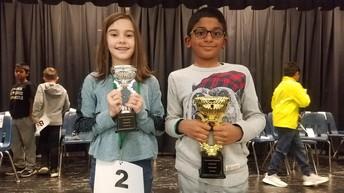 Brookwood's 2019 Spelling Bee