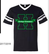 Staff Shirt for 2017-2018