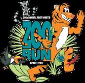 Fort Worth Zoo Run