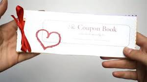 Children: Create a Faith Coupon Book for Your Parents!