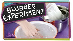 Blubber Experiment