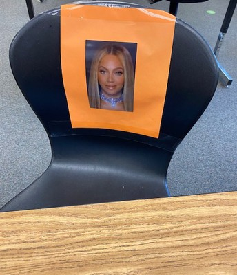 Even Beyonce is wating for you to come back!