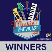 Music Showcase Winners