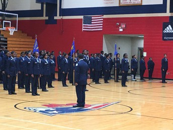 Southwest High School AFJROTC