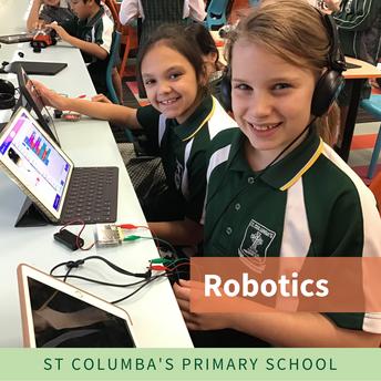 Robotics - lego robotics, microbits and coding