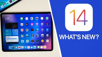iPad OS 14.0.1 - Install the Update!
