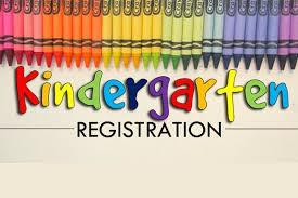 Kindergarten Registration for the 2021-2022 School Year is Open!