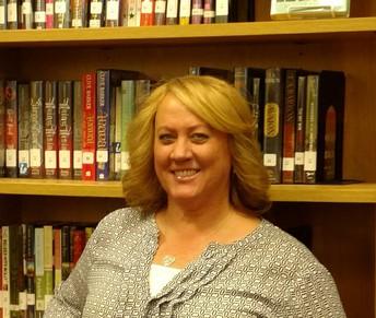 Susan Slykerman - Librarian
