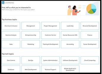 LinkedIn Learning - FREE TRAINING