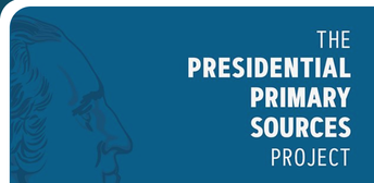 Free Presidential Primary Sources Project (PPSP)