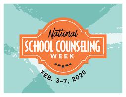 Counselor Appreciation Week!