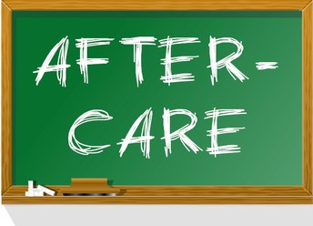 AFTERCARE Signups for the rest of this school year.
