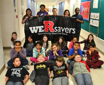 The next We R Savers Day will be Thursday, January 10.