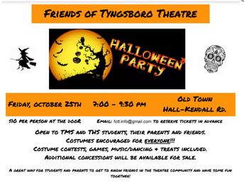 Friends of Tyngsborough Theatre