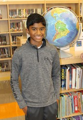 Geography Bee Winner!