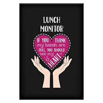 Lunch Monitor Positions Available