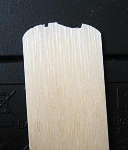 Broken/Chipped Reed
