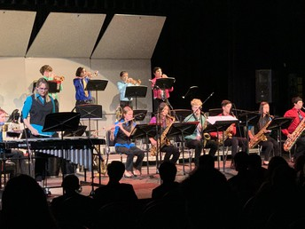 NHS Jazz Ensembles maintain their reign as one of the best in CA