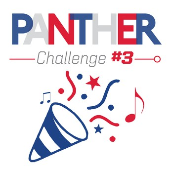 Challenge #3 - It's almost party time, February 15-24