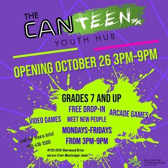 CanTeen Youth Hub
