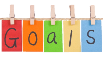 Weekly Learning Goals