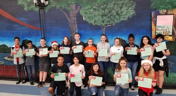 Year 2 Open-minded Students of the Month