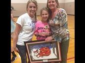 Principal's Choice Award-Norah Rice!!
