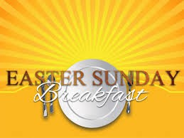HELP OUT IN MAKING THIS YEAR'S TRINITY EASTER BREAKFAST SPECTACULAR!