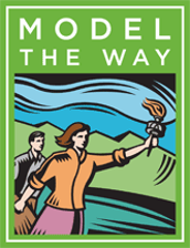 What does it mean to Model the Way?