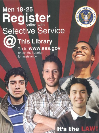 REGISTER ONLINE WITH SELECTIVE SERVICE