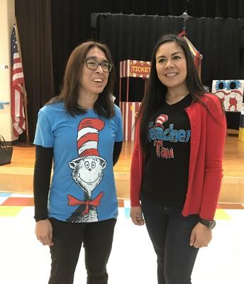 Ms. Hinojosa & Mrs. Rodriguez-Great T-shirts