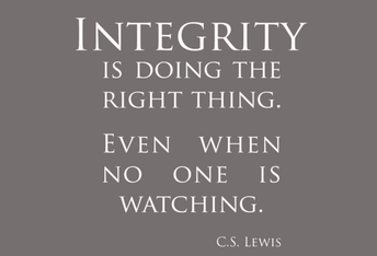 Fundamental Values of Academic Integrity