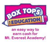 Thank You for Your Box Tops!