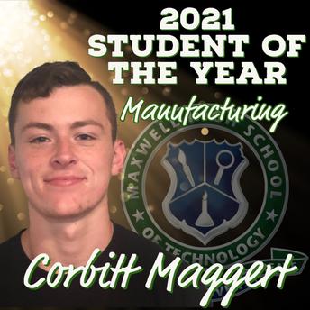 Corbitt Maggert, Manufacturing SOY