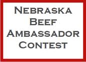 Nebraska Beef Ambassador Contest
