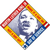 Martin Luther King Jr. Day of Service Community Project, January 15, 2018