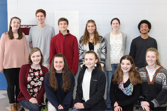 SKHS All-State Musicians