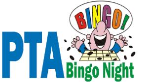 PTA Bingo Night--2/1/19